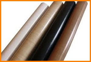 ptfe resin coated fiberglass fabric non stick anti-static conductive high temperature heat resistant
